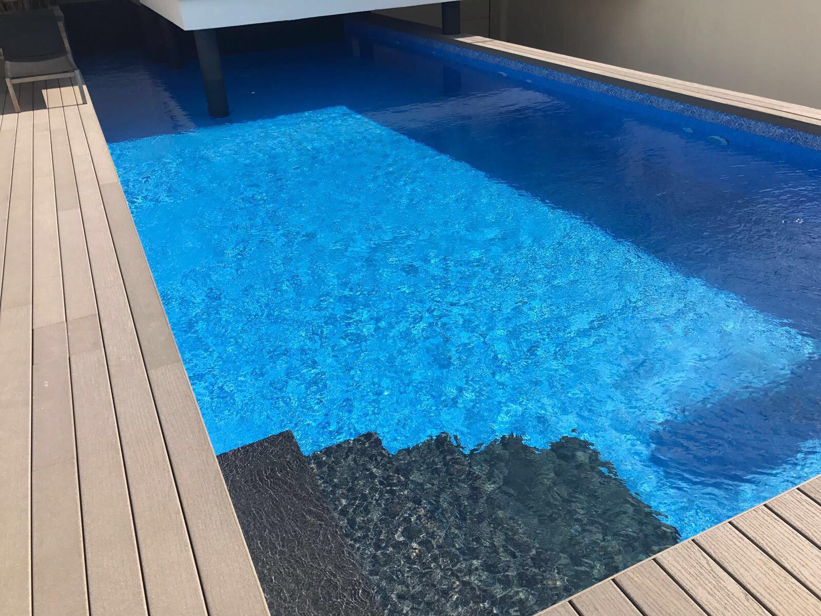 Colores mezclados renovapiscinas - Liner para piscinas precio ...
