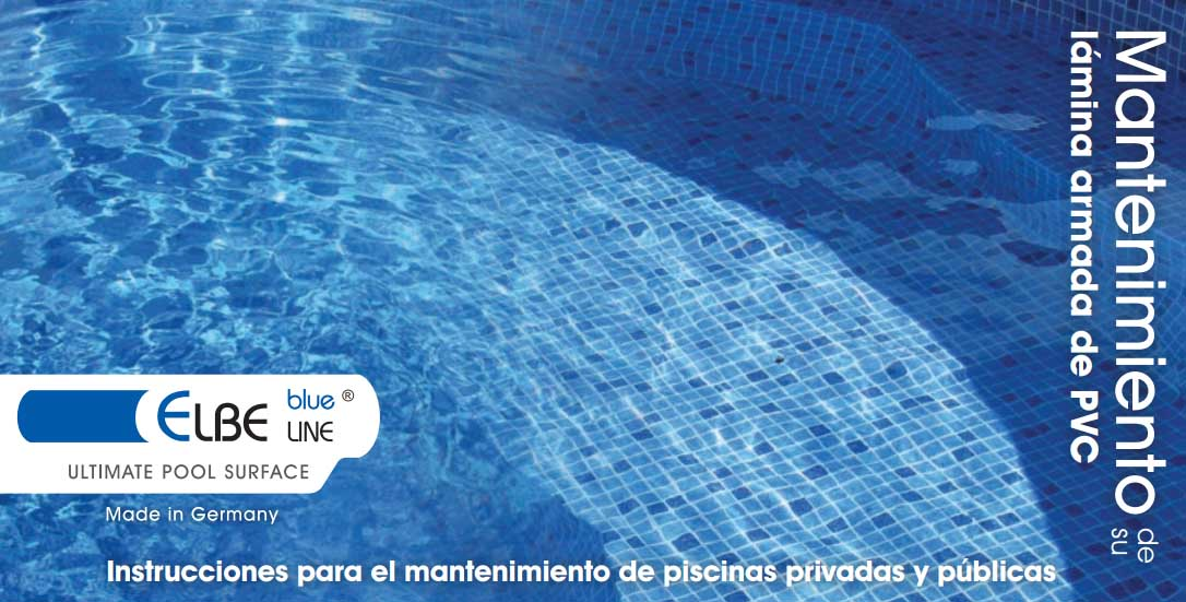 manual de mantenimiento de lámina armada para piscinas